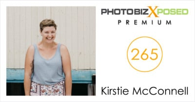 Kirstie McConnell Photography Podcast Interview