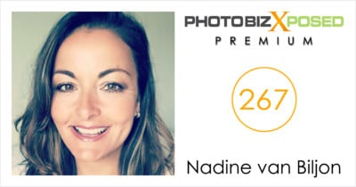 Nadine van Biljon Photography Podcast Interview