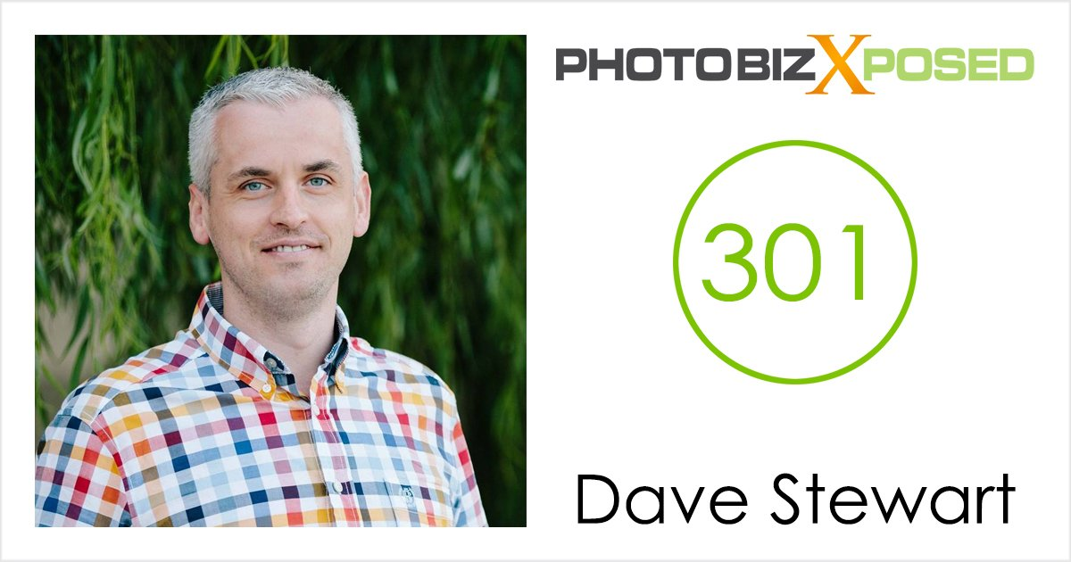 Dave Stewart Photography Podcast Interview
