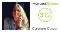 Carolyne Cowan Photography Podcast Interview