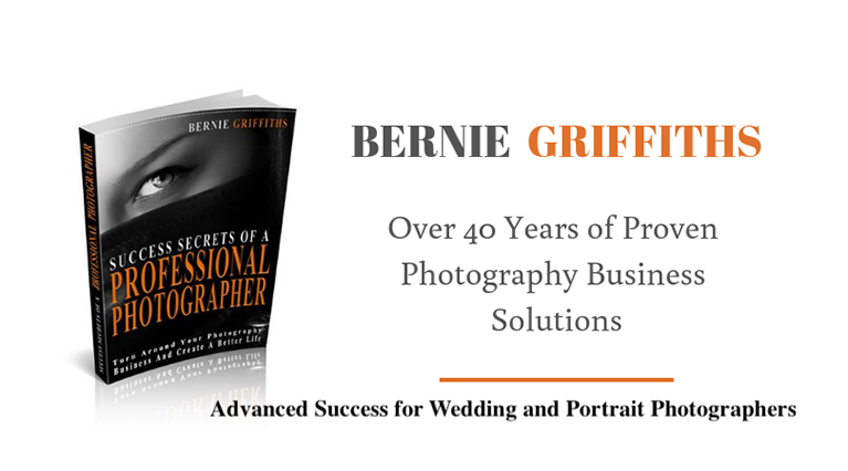 Bernie Griffiths Photography Podcast
