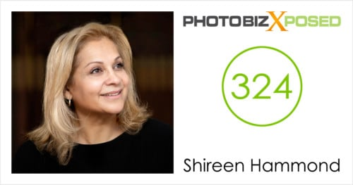 Shireen Hammond Photography Podcast Interview