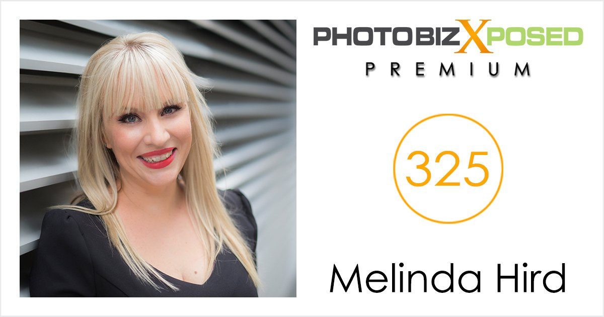 Melinda Hird Photography Podcast Interview